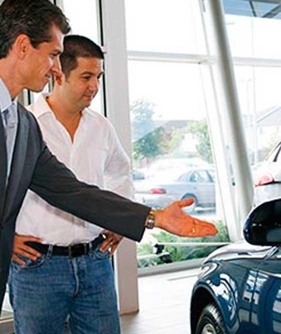 car salesman, staff identification, showroom analytics